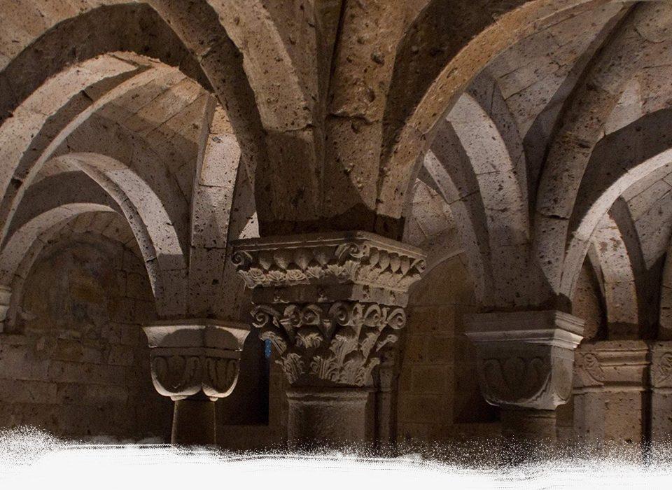 Cripta Santo Sepolcro